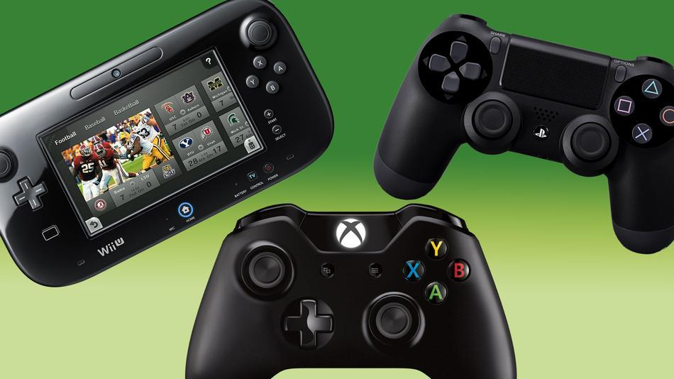 Xbox One Compared With PS4 and Wii UXbox One Ps4 Wii U