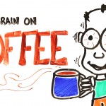 Your brain on coffee.